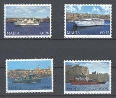 Malta - 2011 Ships MNH__(TH-17993) - Malta