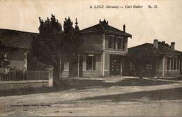 LEGE CAFE GOUBET - Other Municipalities