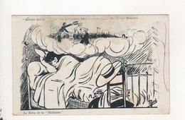 Raphael Tuck Un Mot A La Poste Mich Le Reve De La Midinette - Illustrators & Photographers