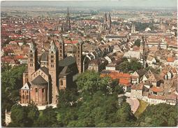 T1751 Speyer - Kaiserdom Mit Stadt Von Osten / Non Viaggiata - Speyer