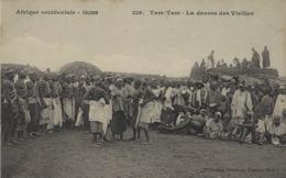 A O F- SOUDAN - 1116-TAM-TAM - La Danse Des Vieilles -  Ed. Fortier - Sudan