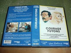 "Rare Film : "" Courage Fuyons "" - Comedy"