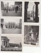 ITALIE - BRESCIA - 15 PHOTOS ORIGINALES 9x12 Cms - ANNEES 1930 1940 - Places