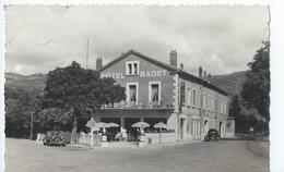 Cpa  -07  - Saint- Peray Voitures - Saint Péray