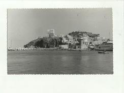135588 CARTOLINA LUOGO SCONOSCIUTO SI VEDE NAVE O PIROSCAFO - Dampfer