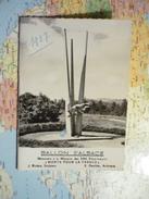 1957 Ballon D'Alsace Monument à La Mémoire Des 586 Démineurs Morts Pour La France - Calendriers