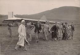 Aviation - Aviateur - Vol à Voile At Dunstable Uk, 1937 - Autres