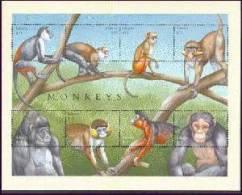 LIBERIA   1985 M **  MINT NEVER HINGED MINI SHEET OF WILDLIFE & ANIMALS   (  0206 - Zonder Classificatie