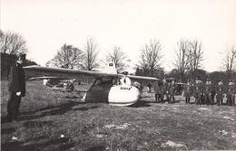 Aviation - Aviateur -vol à Voile Ulm 1933 - Sports