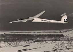 Aviation - Aviateur - Planeur Suisse Diamant - Autres