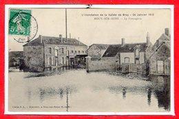 77 - MOUY Sur SEINE -- Inondation - 24 Janvier 1910 - La Fromagerie - Andere Gemeenten