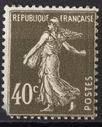 FRANCE 1924 / 1926 -  Y.T. N° 193  - NEUF** ANGLE CASSE- FF93 - France