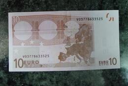 10 EURO V SPAIN DUISENBERG M001I2 Good - 10 Euro