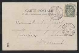 Jura - Cachet Pointillé De  PLAINOISEAU - Postmark Collection (Covers)