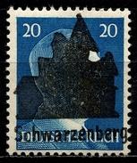 Germany 1945 Lokalausgabe Schwarzenberg II Mi 11 (geprüft Kunz BPP) Postfrisch - Zone Soviétique