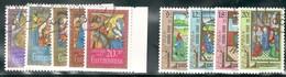 Luxemburg Yvert/Prifix Caritas 1987/1995 TB Sans Défaut Cote EUR 90,50 (numéro Du Lot 41NL)