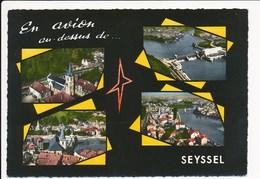 Carte ( Format 15 X 10 Cm ) De Seyssel  ( Recto Verso ) - Seyssel