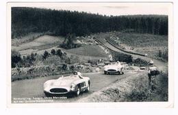 D-6987     NÜRBURGRING : Fangio, Moss Mercedes Auf Der Quiddelbacherhöhe - Bad Neuenahr-Ahrweiler