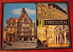 Ansichtskarte Postkarte Deutschland Dresden Sachsen - Dresden