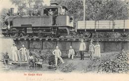 CPA Im Gadja Wald Foret De Gadjagan Le Train - Togo