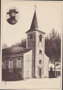 Pater Damiaan Father Damian Saint Molokai Hawai Tremelo Kerk OLV Van Bijstand Clem Van Leemput Illustrator - Célébrités