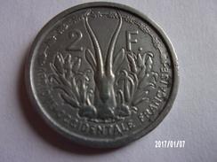 2 Francs AOF KM 4 1948 - Monnaies