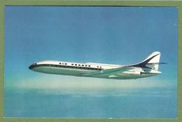 CPSM - AIR FRANCE - AVIATION - CARAVELLE 1960 - Photo Bulté / 21383/P - 1946-....: Moderne