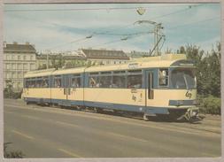 """AG Der Wiener Lokalbahnen """"Baden Bahn"""" - WLB-Triebwagen Karlsplatz In Wien - Trains"""