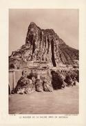 ALPES DE HAUTE PROVENCE, LE ROCHER DE LA BAUME, PRES De SISTERON, Planche Densité = 200g, Format: 20 X 29 Cm, (L.L.) - Old Paper