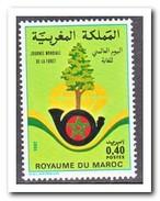 Marokko 1982, Postfris MNH, Trees - Marokko (1956-...)