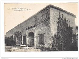 24070 Castelnau Medoc Ecuries De L´ancien Chateau -AH Castaing Ed  - Vin Bordeau Vigne