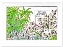 Antigua & Barbuda, Postfris MNH, Flowers - Antigua En Barbuda (1981-...)