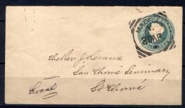 India Post Card VF/F - India (...-1947)