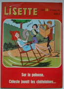Lisette N°39 DU 25/09/1966 - Livres, BD, Revues