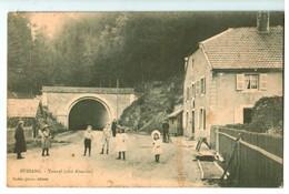 13969   CPA     BUSSANG  : Entrée Du Tunnel Côté Alsacien  1907    ACHAT DIRECT !! - Bussang