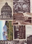 LOT DE 70 CARTES POSTALES ANCIENNES D'ITALIE . Toutes Différentes . - Cartoline