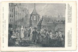 Moeurs Et Coutumes De L'Ancien PARIS - Editeur  ND Phot. N° 268 - Autres
