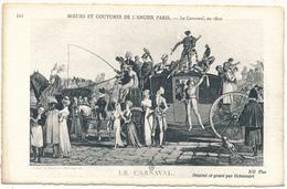 Moeurs Et Coutumes De L'Ancien PARIS - Editeur  ND Phot. N° 335 - Autres