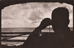 YERSEKE GEM. REIMERSWAAL 1963 OESTERCULTUUR HUITRES MOULES VISSERIJ MOSSELVERWATERPLAATSEN EN OESTERPUTTEN - 2 SCANS - Yerseke