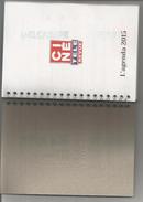 Agenda Ciné Télé Revue 2015. Renseignements Utiles, Anniversaires De Stars, Notes, Répertoire. - Calendriers
