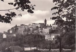 MONTEFALCONE APPENNINO Panorama V1967 - Italia