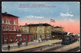 Allemagne, Herbsthal, Grenz Bahnhof - Eupen Und Malmedy