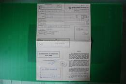 FOGLIO ROSA - 1973 - Biglietti Di Trasporto