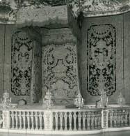 Allemagne Munich Palais Royal Reichen Zimmer Münchner Residenz Ancienne Photo Stereo NPG 1900 - Stereoscopic