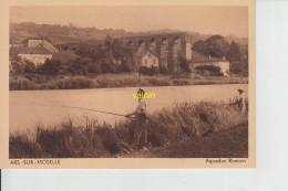 Ars Sur Moselle     Aqueduc Romain - Ars Sur Moselle