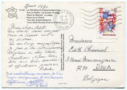 France - Postcard La Rochelle - Europa Cept - Ohne Zuordnung