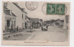 41 LOIR ET CHER - SAINT ROMAIN Route De Contres, Atelier De Charron - Other Municipalities