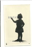 Silhouette D'enfant (1910 ?) - Silhouettes