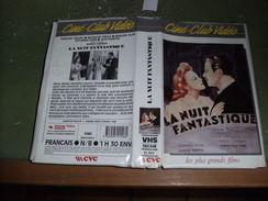 """Rare Film : """" La Nuit Fantastique """" - Classic"""