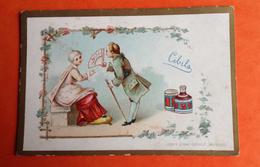 CIBILS Bouillon Jolie Chromo Couple - Chromos
